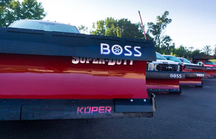 Boss Plow & Kuper Edges