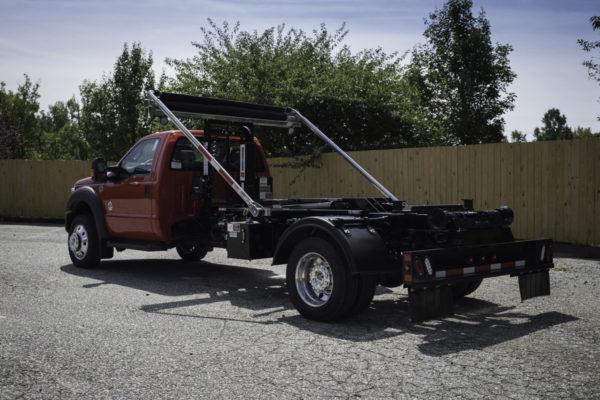 Swaploader SL-145 Hooklift, Roll Rite Tarp System, Toolbox