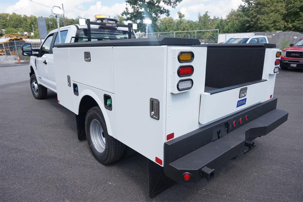 Service Body Tailgate : Utility service bodies intercon truck equipment