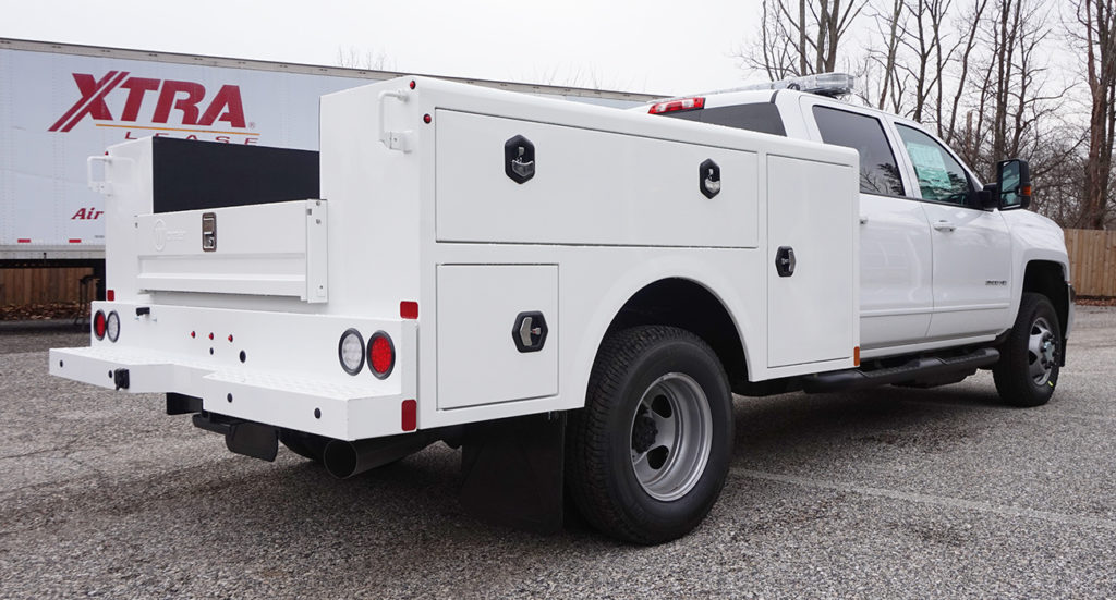Utility Body Accessories : Utility service bodies intercon truck equipment