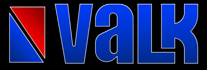 Valk Snowplow Logo