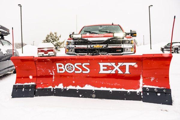 BOSS EXT Plows From Intercon Truck